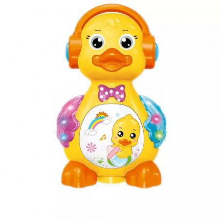 Rata Dansatoare, Distractiva, Egg Game Duck, Toyska [0]