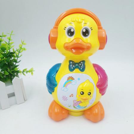 Rata Dansatoare, Distractiva, Egg Game Duck, Toyska [1]