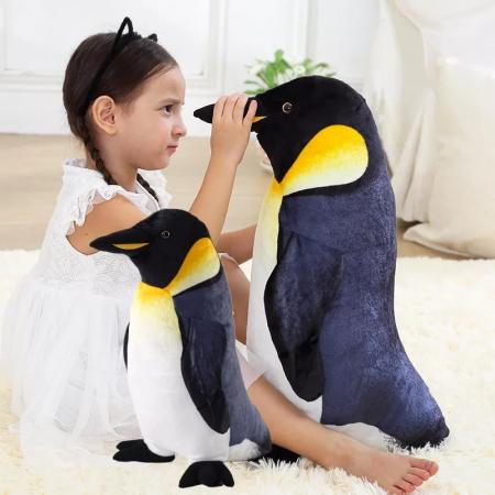 Pinguin Imperial de plus, 30 cm, Toyska [2]