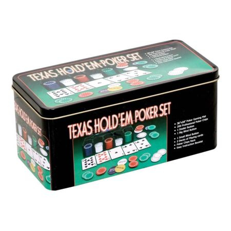 Set Poker Texas 200, jetoane si carti, Toyska [2]