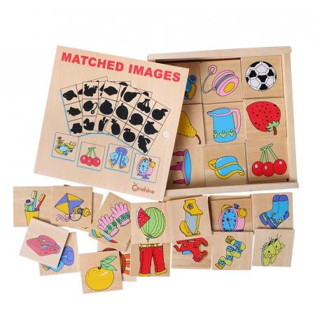 Jocul Umbrelor, Matched Images, Toyska [0]