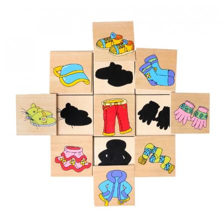 Jocul Umbrelor, Matched Images, Toyska [2]