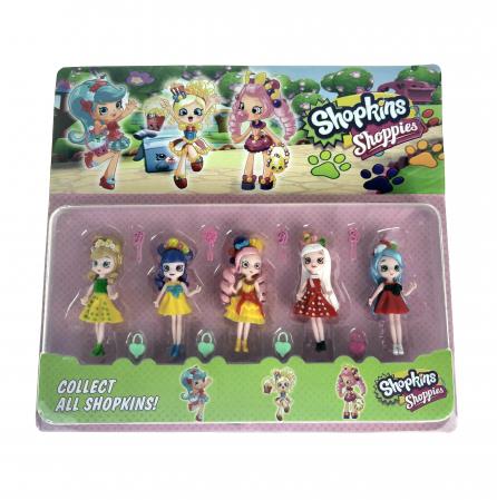 Set de joaca, Papusi-Figurine Shopkins, Toyska [1]