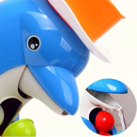 Jucarie baie Delfin, 28 cm, Toyska [3]