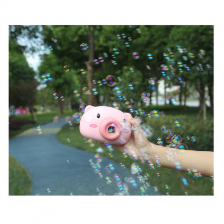 Jucarie Aparat foto baloane de sapun, Purcel, Toyska [3]