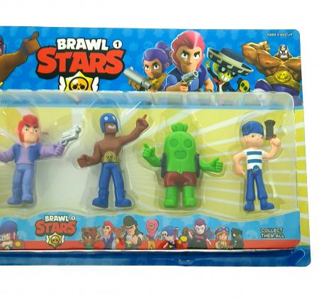 Set 6 figurine Brawl Stars, 50x27 cm [2]