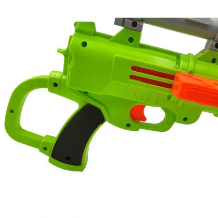 Pusca  Soft Bullet Gun cu gloante din spuma, multicolor [2]