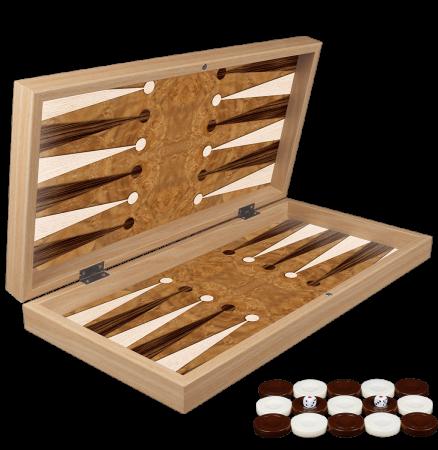 Set de Table din lemn lacuit, 50x50 cm, Rose Classic [1]