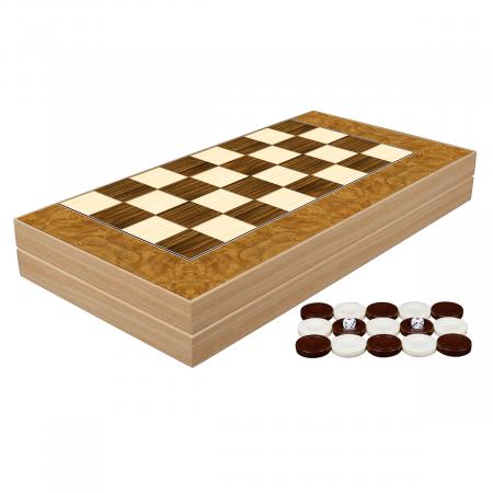Set de Table din lemn lacuit, 50x50 cm, Rose Classic [0]