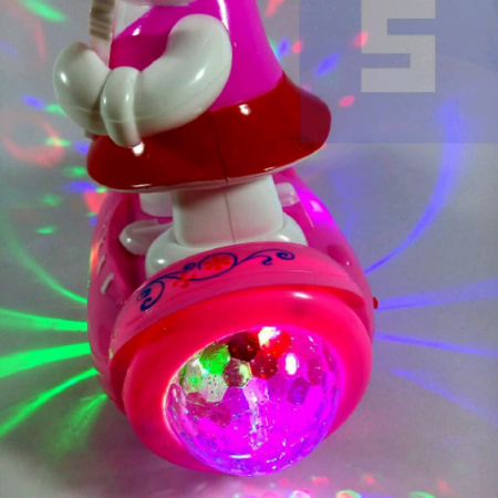 Hello Kitty pe hoverboard [2]