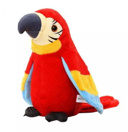 Jucarie de Plus Interactiva Papagal Vorbitor [2]