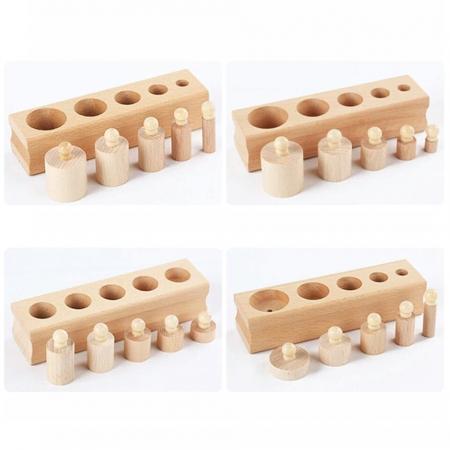 Set cilindrii din lemn [1]