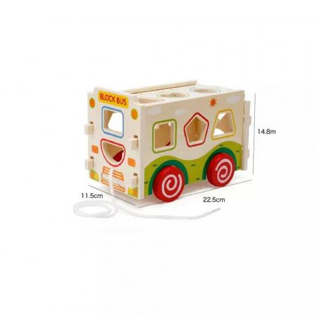 Autobuz din lemn [3]