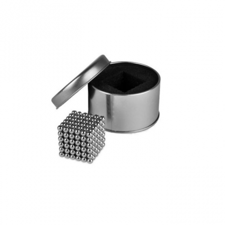 Bile Magnetice Neocube AntiStres, 5 mm, 216 piese, Magnet, Magice [1]
