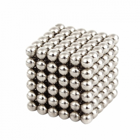 Bile Magnetice Neocube AntiStres, 5 mm, 216 piese, Magnet, Magice [0]