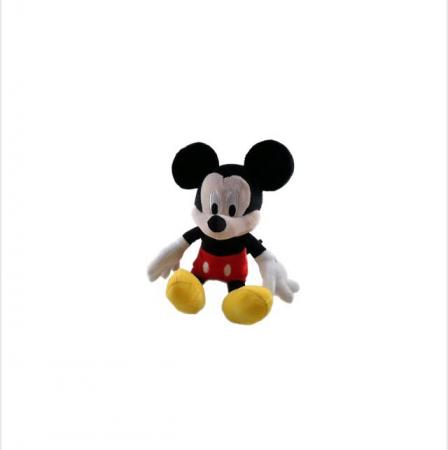 Ghiozdan de plus cu mascota detasabila Mickey Mouse [2]