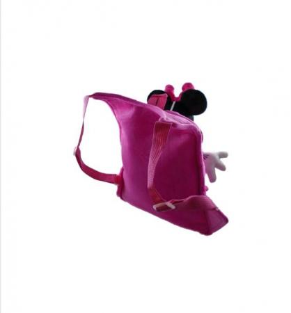 Ghiozdan de plus cu mascota detasabila Minnie Mouse [1]