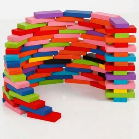 Joc Domino din lemn 360 piese [3]