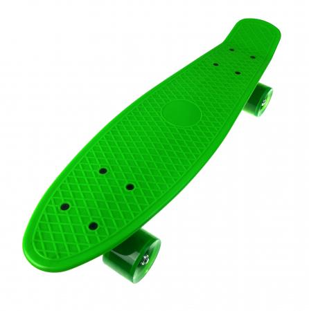 Penny Board ABEC-7, 56 cm, Verde, Toyska [0]