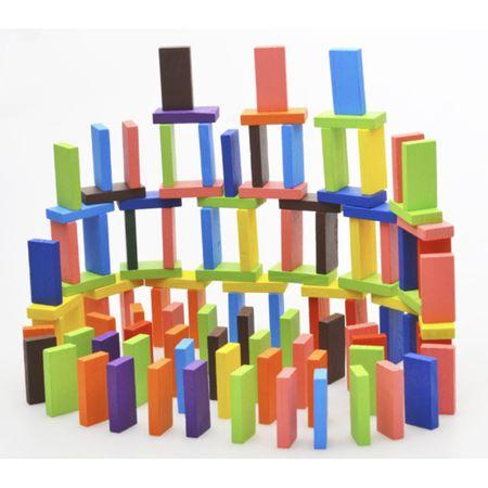 Joc Domino din lemn 360 piese [2]
