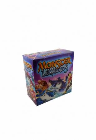 Set 360 cartonase Monster Legends 2019 [0]