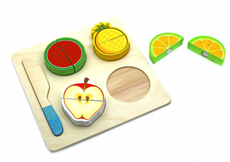 Fructe si legume de feliat din lemn 3D [2]