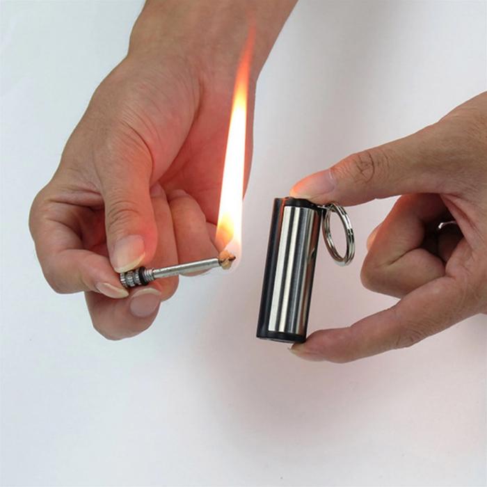 Chibrit electric, metalic, tip breloc [0]