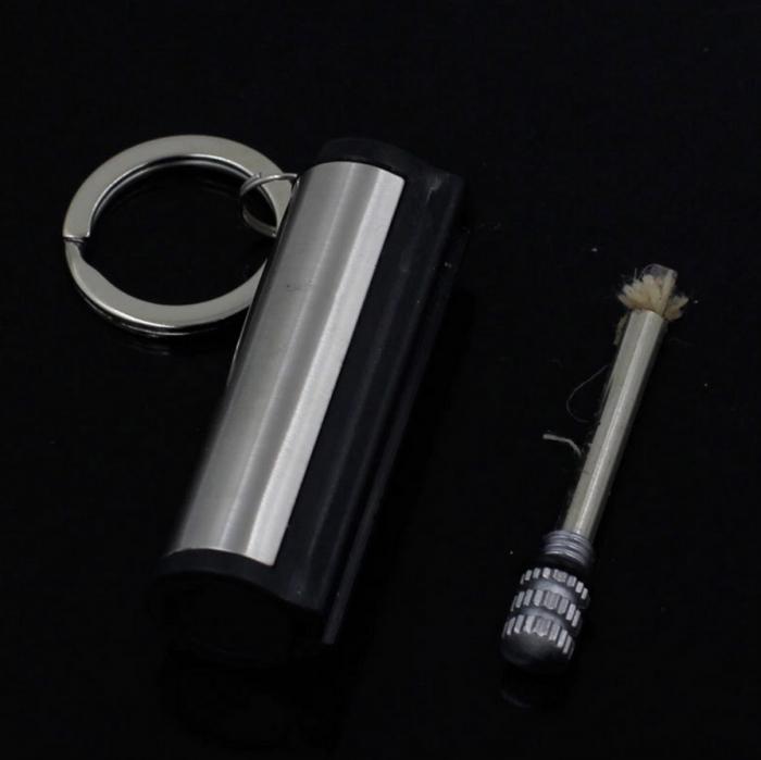 Chibrit electric, metalic, tip breloc [1]