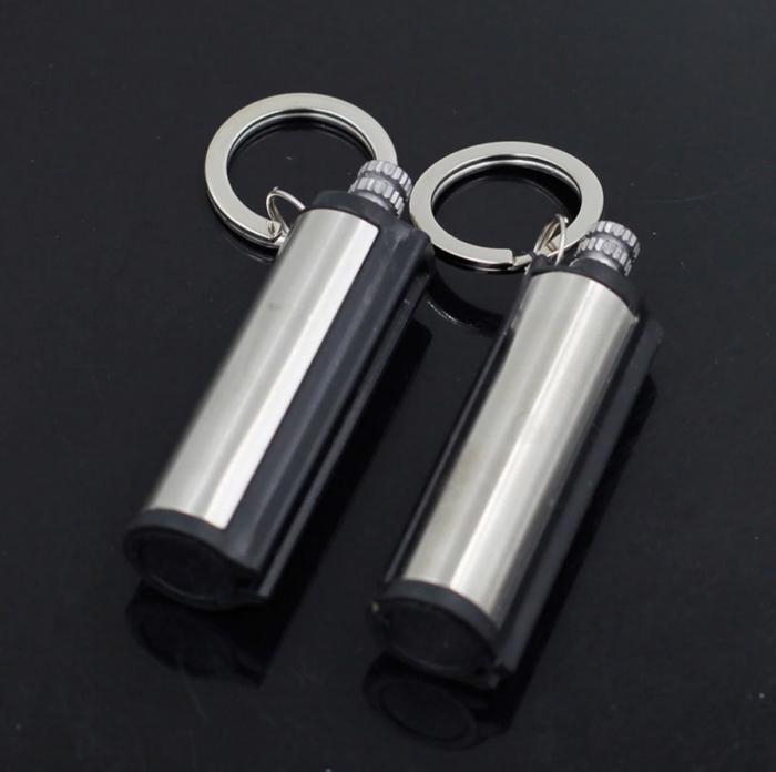 Chibrit electric, metalic, tip breloc [2]