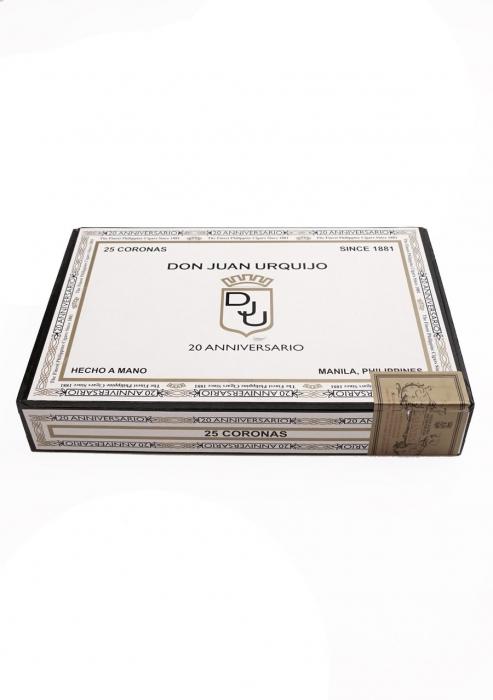 Don Juan Urquijo 20° Aniversario Coronas [1]