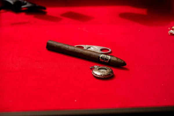 Trabuc de lux Torpedos Black [6]