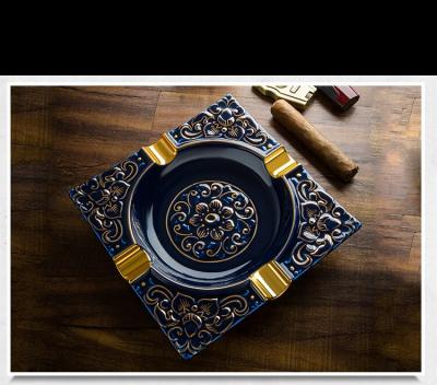 Scrumieră pentru trabucuri, din ceramică Premium [4]