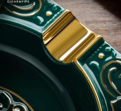 Scrumieră pentru trabucuri, din ceramică Premium [1]