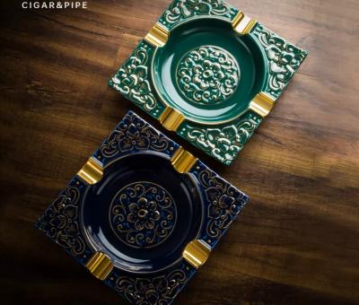 Scrumieră pentru trabucuri, din ceramică Premium [2]