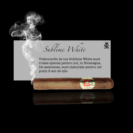 Trabuc premium Sublime White [0]