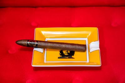 Trabuc de lux Torpedos Black [5]