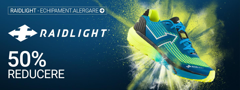RaidLight - 50% Reducere