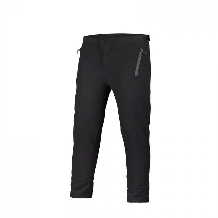 Pantaloni scruti copii Endura MT500 Negru [0]