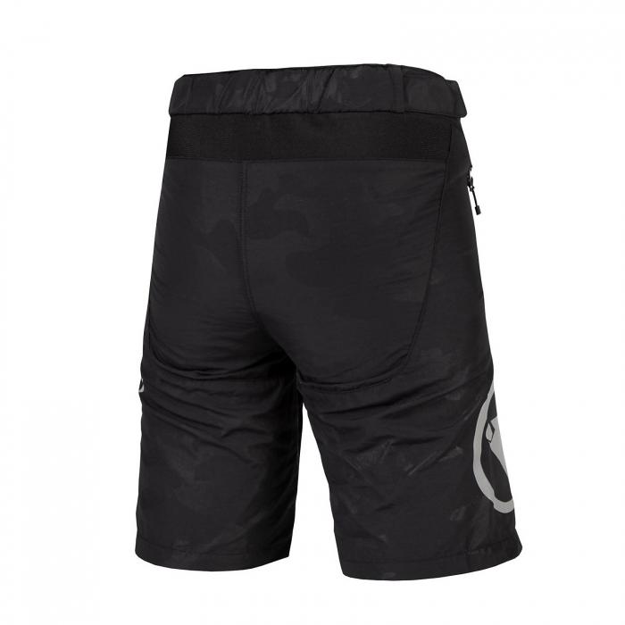 Pantaloni scurti copii Endura MT500JR Short With Liner Negru [1]