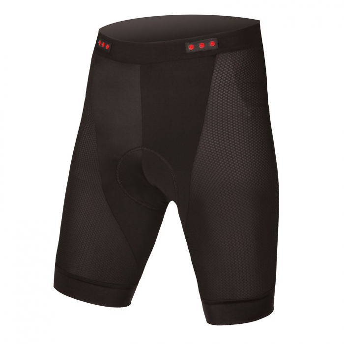 Pantaloni scurti Endura SINGLETRACK Liner Negru [0]