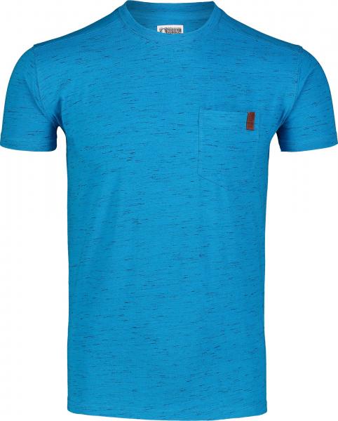 Tricou barbati Nordblanc ANNEAL Cotton Azure 0