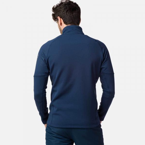 Bluza barbati Rossignol CLASSIQUE CLIM Dark navy 4