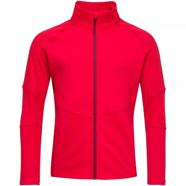 Bluza barbati Rossignol CLASSIQUE CLIM Sports red 4