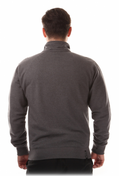 Bluza barbati NORDBLANC SUPERIOR Cotton Graphite melange 3