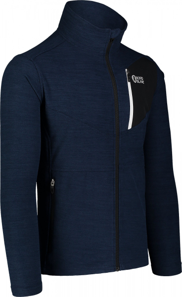 Bluza barbati Nordblanc MUTE fleece Dark blue 5