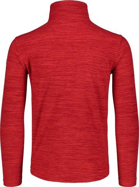 Bluza barbati Nordblanc MUTE fleece Powerful red 4