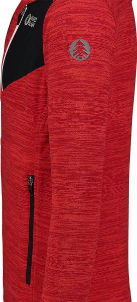 Bluza barbati Nordblanc MUTE fleece Powerful red 3