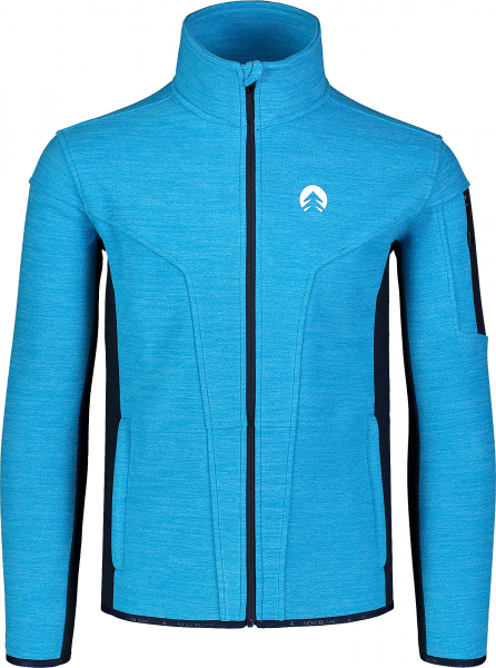 Bluza barbati Nordblanc SILENT fleece Royal blue 0