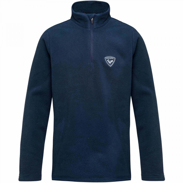 Bluza copii Rossignol BOY 1/2 ZIP FLEECE Dark navy 0