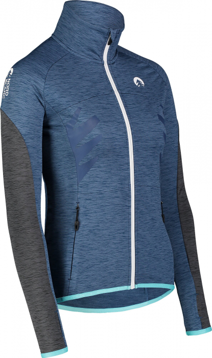 Bluza dama Nordblanc ADROID Albastru [2]